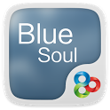 Blue Soul GO Launcher Theme icon