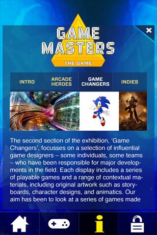 Game Masters - The Game - screenshot