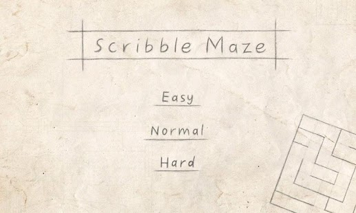 Scribble Maze - screenshot thumbnail