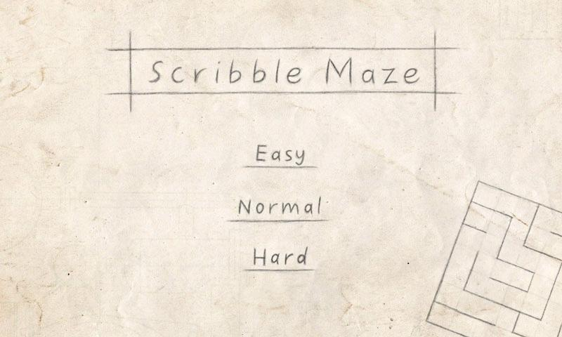 Scribble Maze - screenshot