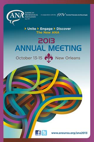 ANA Annual Meeting 2013
