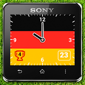 Watchface Germany (Sony SW2)