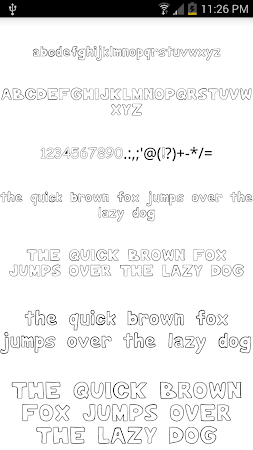 Fonts for FlipFont #15 3.19.1 screenshot 2090732