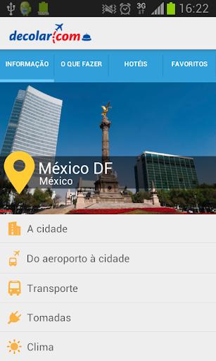 Guía de Cidade do México