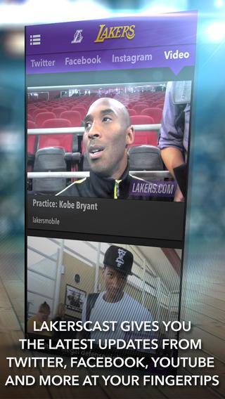 Los Angeles Lakers- screenshot