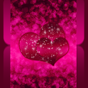 Lovely Pink Hearts icon