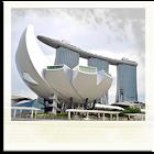 Singapur city Wallpaper icon