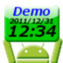 DigiClocKun(Demo.) Widget icon