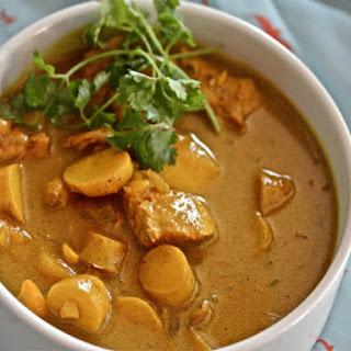 Jamaican Chicken Curry.