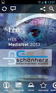 HTE MediaNet 2013 - screenshot thumbnail