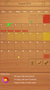 MyDays X - Period & Ovulation™ - screenshot thumbnail