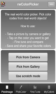 rwColorPicker - screenshot thumbnail