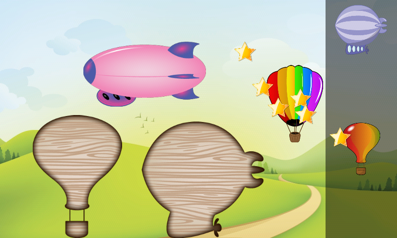 Airplane Games for Toddlers- screenshot