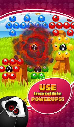 玩免費解謎APP|下載Bubble Birds Match 3 app不用錢|硬是要APP