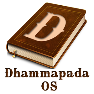 Dhammapada OS (Open Source) 書籍 App LOGO-APP試玩