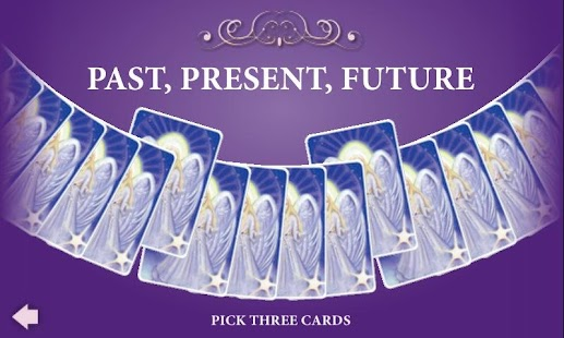Tarot Angel Cards- screenshot thumbnail