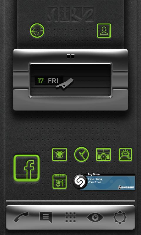 Vire Launcher Premium - screenshot