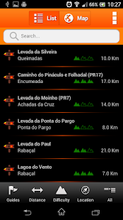 WalkMe | Levadas Madeira - screenshot thumbnail