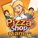 Pizza Shop Mania Free logo