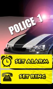 Police Light Siren