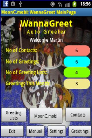 WannaGreet