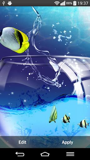 Download Aquarium Live Wallpaper For Pc