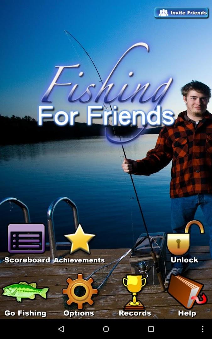 рыбалка для друзей fishing for friends