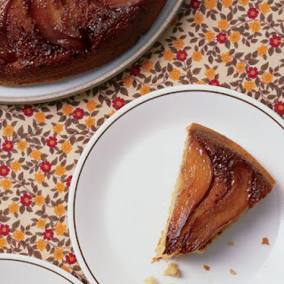 Pear Upside-Down Cake
