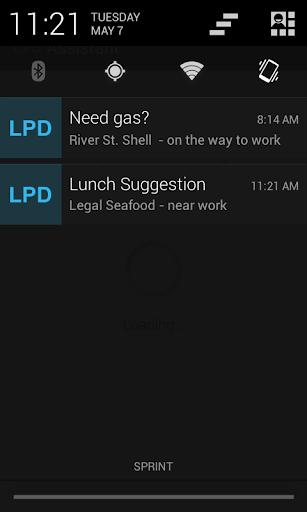 LinkedPersonalData Assistant