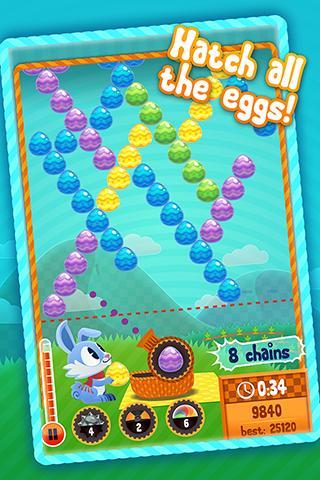Bunny Bubble Shooter - Easter