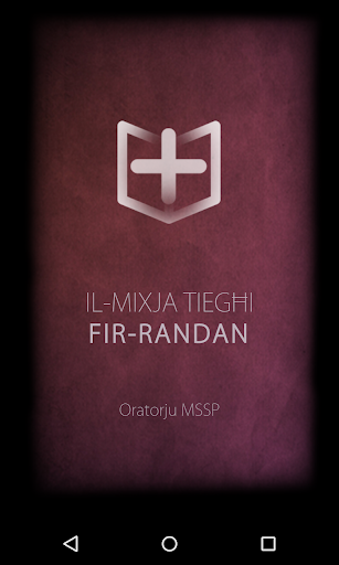 Mixja fir-Randan