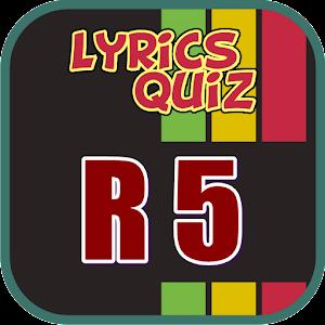 Apps apk Lyrics Quiz: R5  for Samsung Galaxy S6 & Galaxy S6 Edge
