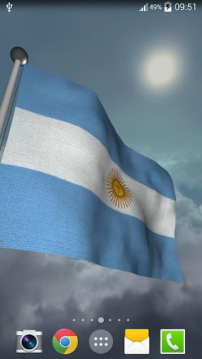 Argentina Flag + LWP