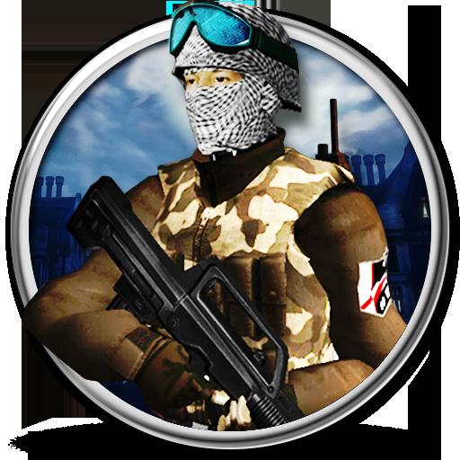 刑事強盗:狙撃シューティングゲーム 動作 App LOGO-硬是要APP