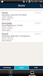Alm. Brand Forsikring - screenshot thumbnail