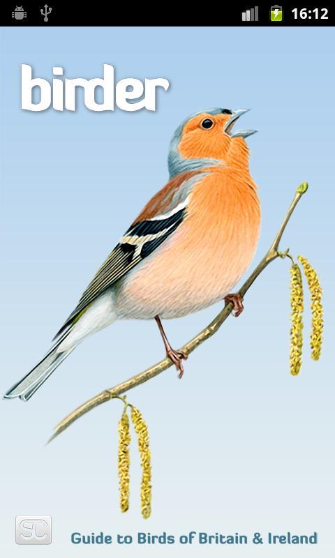 Birder- screenshot
