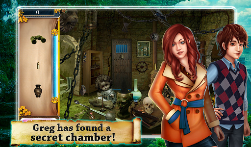 Hidden Object - Manor Fable 2