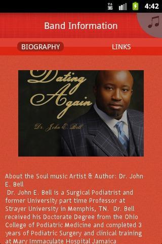 Dr. John E. Bell - screenshot