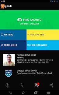 mGaadi - Book Auto Rickshaws - screenshot thumbnail