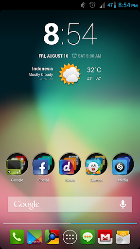 Luxx Icon Pack