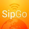 SipGo Sip dialer Low bandwidth icon