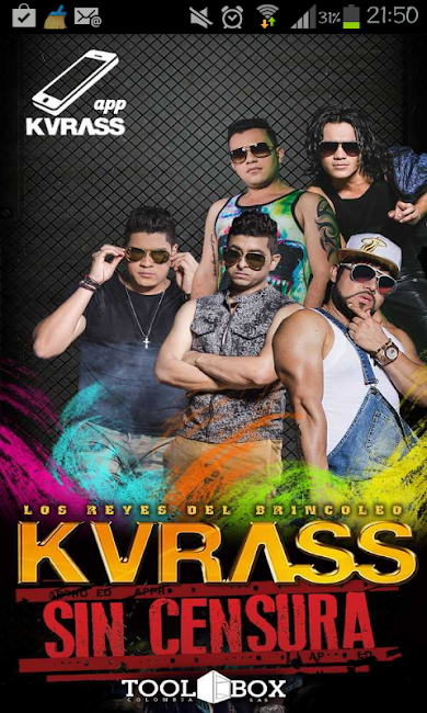 #13. Grupo Kvrass (Android)
