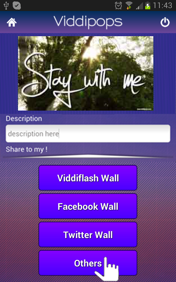 Viddipops - screenshot