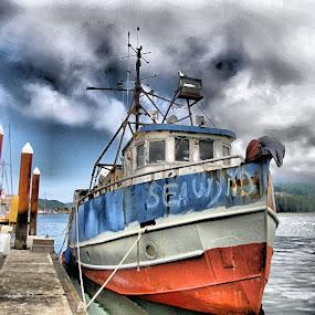 Seawynd by Christy Sawyer - Transportation Boats
