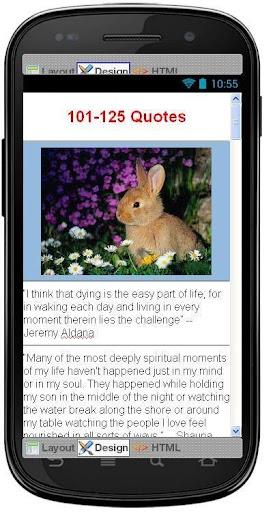 【免費娛樂App】Best Moments Quotes-APP點子
