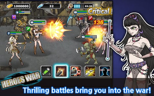 Heroes War™ - screenshot thumbnail