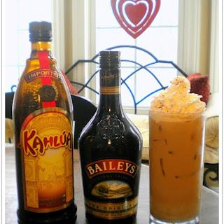 Baileys & Kahlúa Iced Coffee.