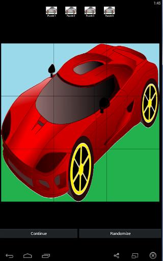 Car Puzzle Games Free