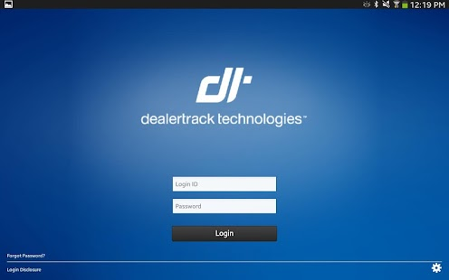 Dealertrack Mobile- screenshot thumbnail