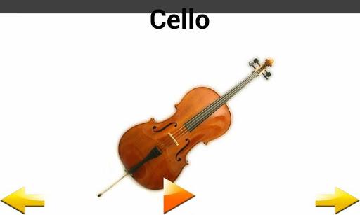 弦樂器的聲音